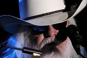 Musician Leon Russell performs onstage during 2011 Stagecoach Music Festival on May 1, 2011, in Indio. (Credit: Frazer Harrison/Getty Images)