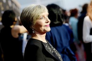 Actress Florence Henderson attends the Television Academy's 70th Anniversary Gala on June 2, 2016, in Los Angeles. (Credit: Mike Windle/Getty Images)