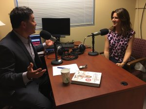 Frank interviews Sprinkles Cupcakes founder Candace Nelson.