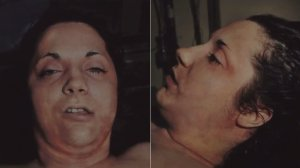 Photos of the body of Jane Doe, an unknown victim killed on 1968, released Nov. 17, 2016, by the Huntington Beach Police Department.