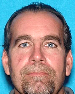 Paul Snyder is shown in a booking photo released Nov. 3 by the Riverside County Sheriff's Department.