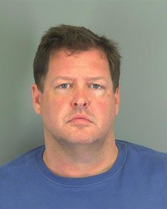 Todd Kohlhepp is shown in a booking photo in November 2016. (Credit: CNN)