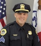 """Sgt. Anthony """"Tony"""" Beminio is seen in a photo released by the Des Moines Police Department."""