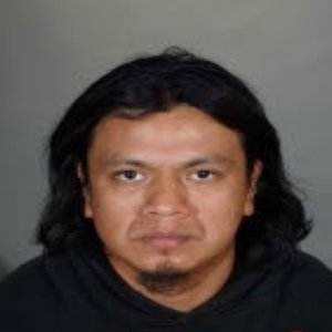 Ricardo Augusto Utuy is shown in a photo provided by LAPD on Nov. 1, 2016.