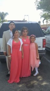 Rosa Lagunas Guzman is shown in a photo posted to a GoFundMe page set up to raise money for her funeral.