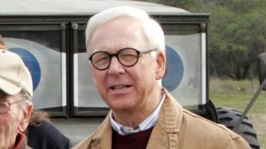 "William Christopher, shown in 2008, was on ""MASH"" from 1972 to 1983. (Credit: Annie Wells / Los Angeles Times)"