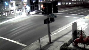 Police release surveillance footage of a hit-and-run crash in Hawthorne that happened on Dec. 17, 2016.