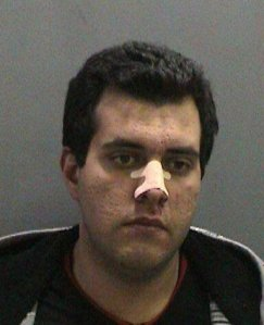 Kourosh Keshmiri is seen in a booking photo provided by OCSD after his December 2013 arrest.