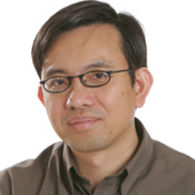 Bosco Tjan is shown in a USC faculty photo. (Credit: University of Southern California)