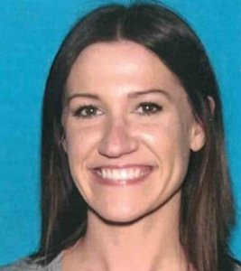 Angela Diaz is pictured in a photo released by the O.C. DA's office.