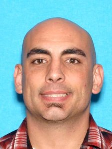 Luke Lampers is shown in a Department of Motor Vehicles photo. (Credit: Anaheim Police Department)