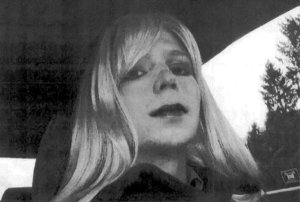 Chelsea Manning is seen in a 2010 U.S. Army photo.