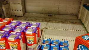 """Kandice Hill posted this photo of what she considers a """"filthy"""" Ralphs supermarket on Jan. 4, 2017."""