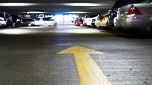 Cars in a parking garage are seen in this file photo. (Credit: Phil Roeder/Flickr Creative Commons)