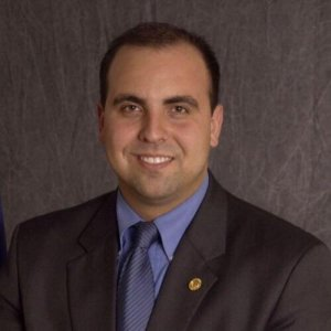 A Texas lawmaker is lucky to be alive after an apparently stray bullet hit his head during a New Year's celebration early Sunday, authorities said. (Credit: www.house.state.tx.us/)