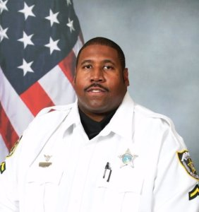 First-Class Deputy Norman Lewis was an 11-year veteran of the Orange County Sheriff's Department. (Credit: Orange County Sheriff's Department)