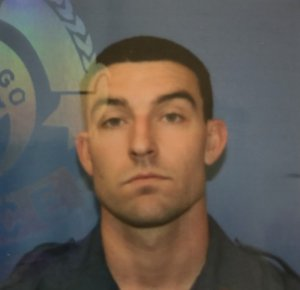 Westwego Police Officer Michael Louviere is shown in an image released by the department on Jan. 20, 2017.