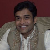 Alok Madasani is shown in a LinkedIn photo.