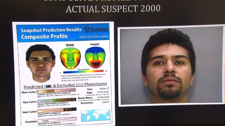 Felipe Hernandez Tellez is shown in a photo displayed at a Feb. 23, 2017, Costa Mesa police news conference. (Credit: KTLA)