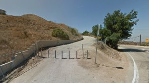 The intersection of Turnbull Canyon Road and Skyline Heights Drive in Hacienda Heights, near where Claudia Tecuautzin's body was found in 2011, is shown in an undated Google Maps Street View image.