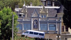 The Magic Castle Hotel & Club is shown in a file photo. (Credit: Ricardo DeAratanha / Los Angeles Times)