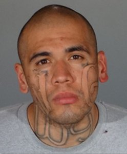 Michael Christopher Mejia is seen in a photo released by the Los Angeles County Sheriff's Department.