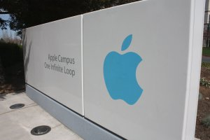 The Apple headquarters at 1 Infinite Loop, Cupertino, California. (Credit: Jeff King/CNN)