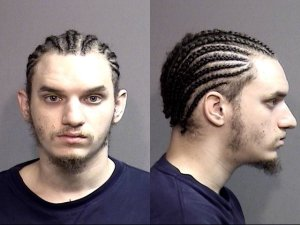 Mugshot of Robert Lorenzo Hester Jr. from October 3, 2016. Hester has been charged in a criminal complaint with attempting to provide material support to the Islamic State of Iraq and al-Sham (ISIS), a designated foreign terrorist organization. (Credit: Boone County Sheriff)