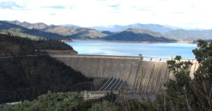 Shasta Dam is shown in a file photo from the U.S. Bureau of Reclamation.