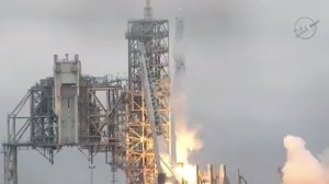 SpaceX successfully launched on Feb. 19, 2017. (Credit: NASA)