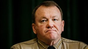 L.A. County Sheriff Jim McDonnell is seen in an undated photo. (Credit: Marcus Yam / Los Angeles Times)