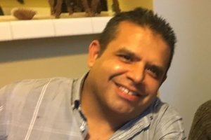 Jose Sahagun is seen in a photo posted to a GoFundMe page.