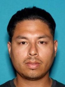 Brandon Ricardo Pascual is seen in a booking photo released by the Irvine Police Department.