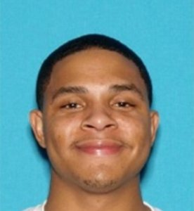 Kejon Wayne Atkins is shown in a photo released by the Los Angeles County Sheriff's Department on July 21, 2017.