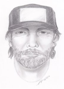 Los Angeles police released an image of a man wanted for sexual assault on July 6, 2017.