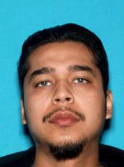 Eduardo Medrano Jr. is shown in a license photo. (Credit: Los Angeles County Sheriff's Department)