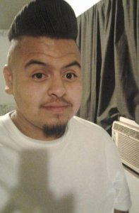Joe Lopez, 28, is seen in a photo his uncle provided to KTLA.