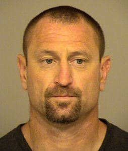 Andrew David Jensen is seen in an image provided by the Ventura County Sheriff's Department.
