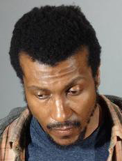 Kisu Bradey Brown in a photo released by the Los Angeles County Sheriff's Department on Sept. 5, 2017.