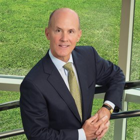 Equifax CEO Richard Smith is out after the company's embarrassing data breach and botched response. (Credit: Equifax)