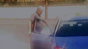 Bruce Paddock is seen in a photo provided to KTLA by Hector Cruz.