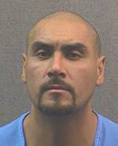 Armando Castillo is shown in a photo released by the California Department of Corrections and Rehabilitation on Oct. 16, 2017.