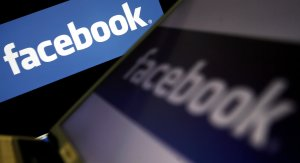 The logo of social networking website Facebook is seen in a file photo. (Credit: Leon Neal / AFP / Getty Images)