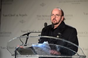 James Toback speaks onstage at the Sixth Annual Norman Mailer Center and Writers Colony Benefit Gala at the New York Public Library on October 27, 2014 in New York City. (Credit: Michael Loccisano/Getty Images for Norman Mailer Center and Writers Colony)