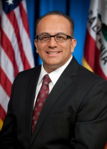 Raul Bocanegra, who represents the 39th Assembly District in the San Fernando Valley, is seen in his California State Assembly portrait.