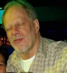 Stephen Paddock is seen in a photo provided by CNN.
