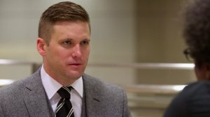 The University of Florida in Gainesville is bracing for a day of protests Thursday when white supremacist Richard Spencer arrives to deliver a speech on his racist views on campus. (Credit: CNN)