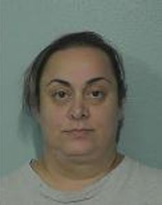 Romina Aida Zadorian is shown in an inmate photo taken April 29, 2013, and provided by the California Department of Corrections and Rehabilitation.