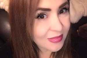 Irma Saenz is seen in a photo posted to a GoFundMe page.