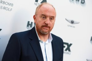 Louis C.K. attends FX and Vanity Fair Emmy Celebration at Craft on September 16, 2017 in Century City. (Credit: Rich Fury/Getty Images)